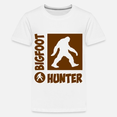 Festivals2017 bigfoot hunter,bigfoot ,hunter,festivals2017 - Kids' Premium T-Shirt