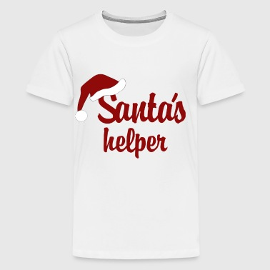 Santa's Helper - Kids' Premium T-Shirt