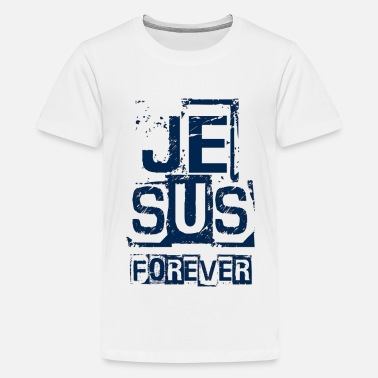 Jesus Christ Kids Love Jesus Forever - Kids' Premium T-Shirt