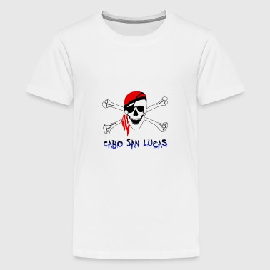 pirate - cabo san lucas - Kids' Premium T-Shirt