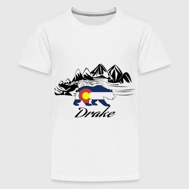 drake colorado - Kids' Premium T-Shirt