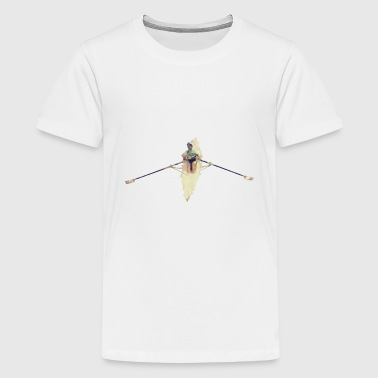 Art Rower - Kids' Premium T-Shirt