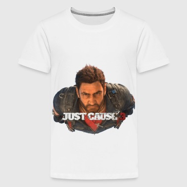 NOT OFFICIAL Just Cause 3 Poster - Kids' Premium T-Shirt