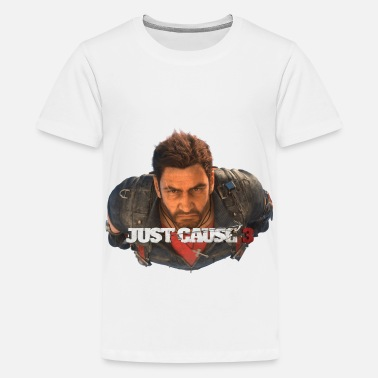 Just Cause NOT OFFICIAL Just Cause 3 Poster - Kids' Premium T-Shirt