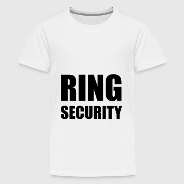 Wedding Ring Security - Kids' Premium T-Shirt