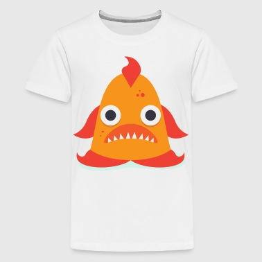 Monster Fish monster fish - Kids' Premium T-Shirt