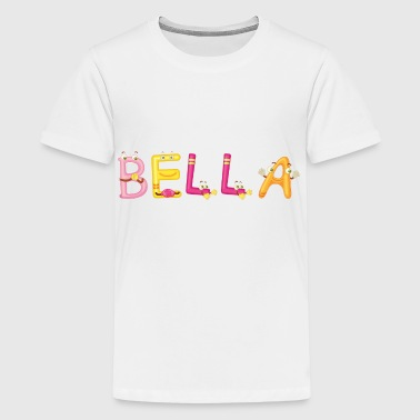 Bella - Kids' Premium T-Shirt