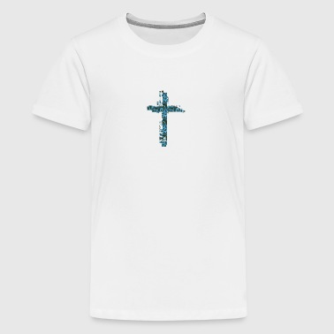 Jesus Cross - Kids' Premium T-Shirt