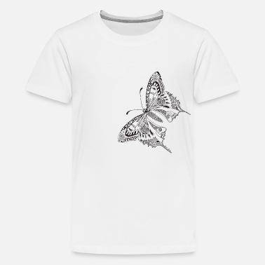 South Seas Butterfly South Seas - Kids' Premium T-Shirt