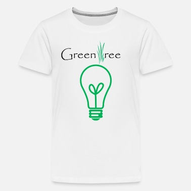 Green Tree Green Trees - Kids' Premium T-Shirt