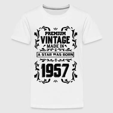 A Star Was Born In 1957 - Kids' Premium T-Shirt