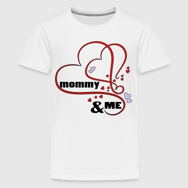 Mommy Love Me mommy&me - Kids' Premium T-Shirt