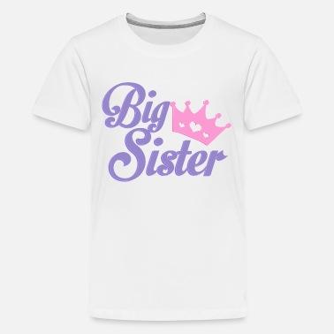 93870cfe8 Big Sister big_sister - Kids' Premium T-Shirt. Kids' ...