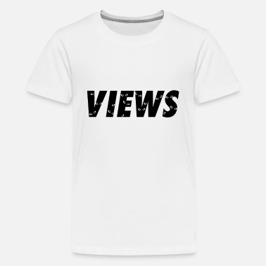 6ix Side Views from the 6ix - Kids' Premium T-Shirt