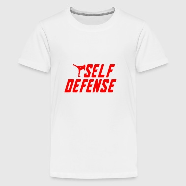 Self Defense - Kids' Premium T-Shirt