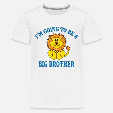 Going To Be A Big Brother I'm Going To Be A Big Brother - Kids' Premium T-Shirt