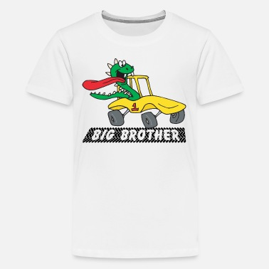 Funny Big Brother Big Brother  - Kids' Premium T-Shirt