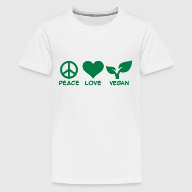 Vegan Kid Vegan - Kids' Premium T-Shirt