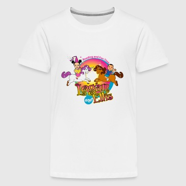 Read and Fun Time Gear - Kids' Premium T-Shirt