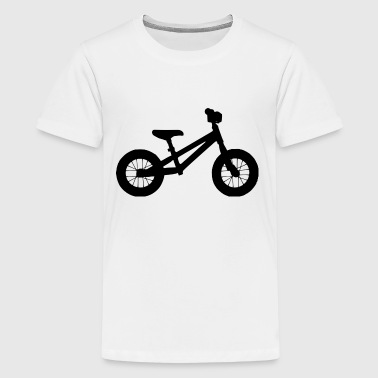 balance bike - Kids' Premium T-Shirt