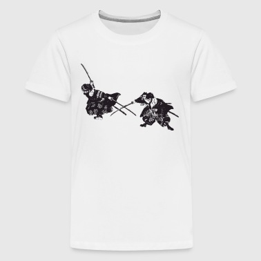 Samurai - Japan - Japanese - Warrior - Bushido - Kids' Premium T-Shirt