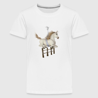 Flying-horse Flying Horse - Kids' Premium T-Shirt