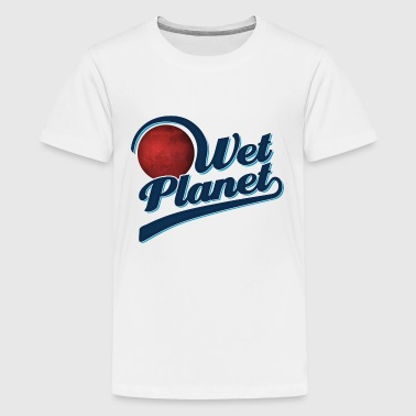 Wet Planet Gift - Kids' Premium T-Shirt