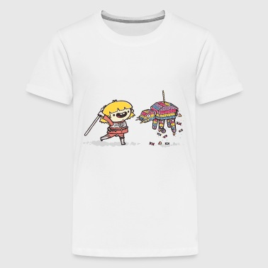 Use Force Using the Force - Kids' Premium T-Shirt