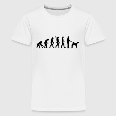 Greyhound - Kids' Premium T-Shirt