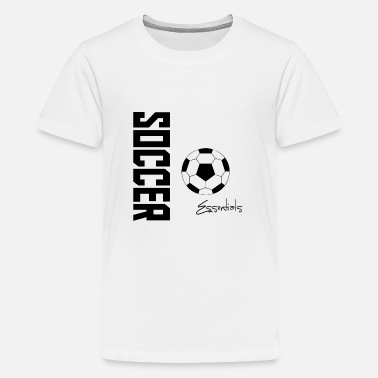 Soccer Soccer Essentials - Kids' Premium T-Shirt