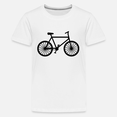 Kids Bike bike - Kids' Premium T-Shirt