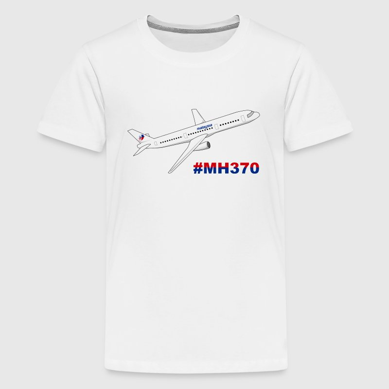 Malaysia Airlines MH370 - Kids' Premium T-Shirt