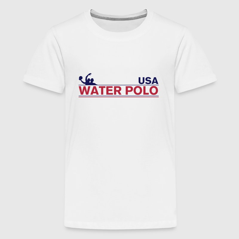 Water Polo - Kids' Premium T-Shirt
