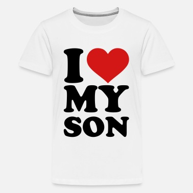 Shop Love Love My Sons TShirts Online Spreadshirt Best I Love My Sons Images