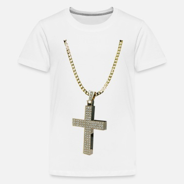 Gold Chain GOLD CHAIN - Kids' Premium T-Shirt