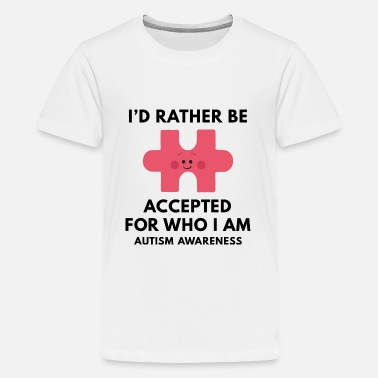 To Accept Accepted - Kids' Premium T-Shirt