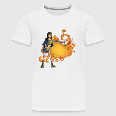tourism - Kids' Premium T-Shirt