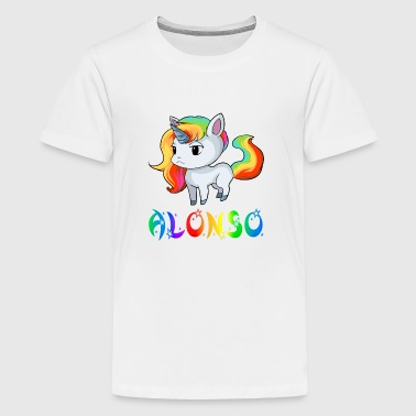 Alonso Unicorn - Kids' Premium T-Shirt
