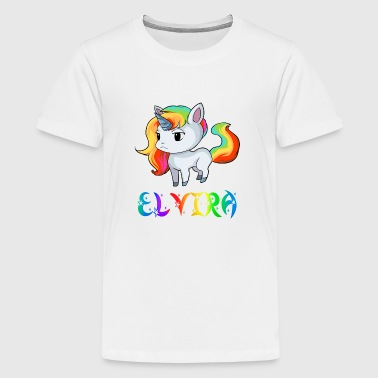 Elvira Unicorn - Kids' Premium T-Shirt