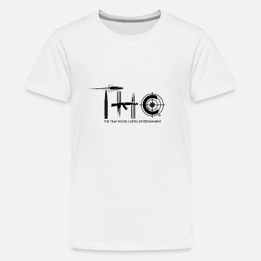 Cartel The Trap House Cartel Entertainment - Kids' Premium T-Shirt