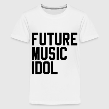 Future Music Idol - Kids' Premium T-Shirt