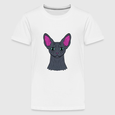 Sphynx Cat - Naked Cat - Kids' Premium T-Shirt