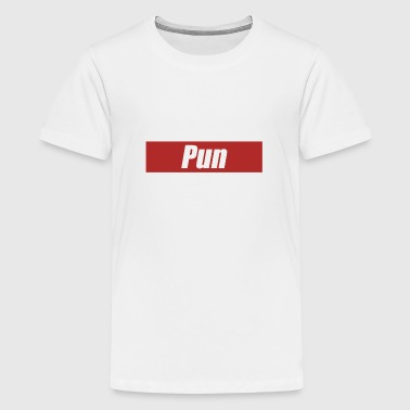 Pun - Puns, Jokes - Total Basics - Kids' Premium T-Shirt