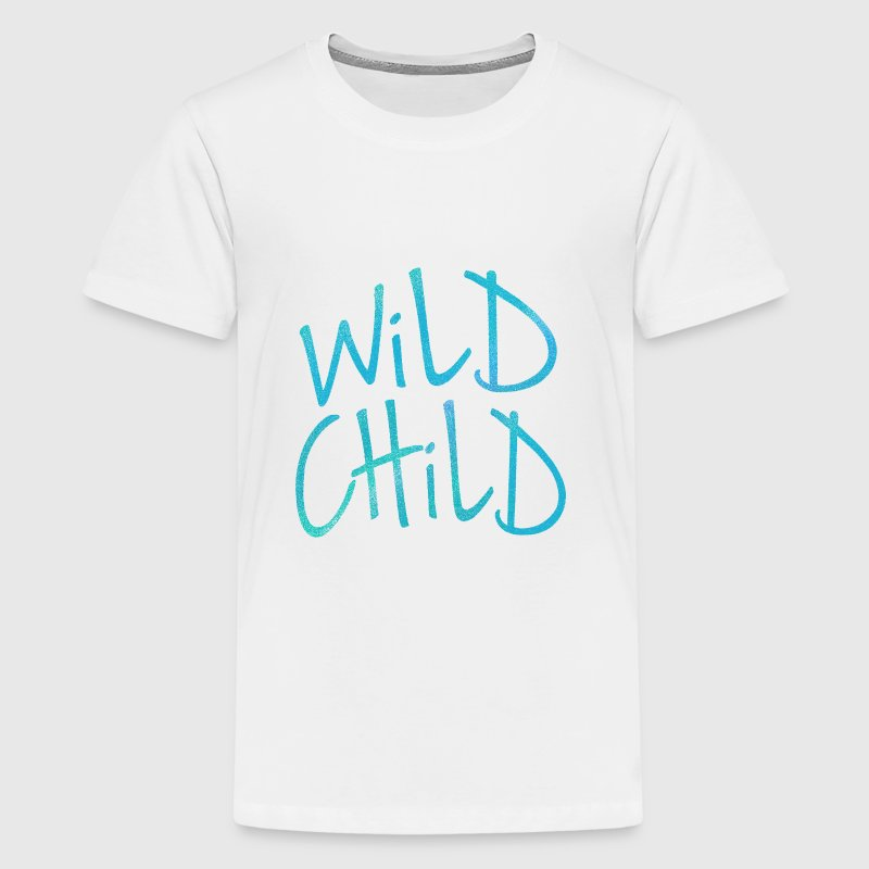 Wild Child - Kids' Premium T-Shirt