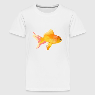 Gold Fish - Kids' Premium T-Shirt