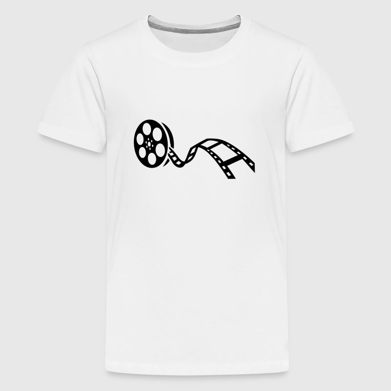 Film reel - Kids' Premium T-Shirt