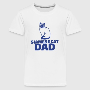 Siamese Cats Siamese cat - Kids' Premium T-Shirt
