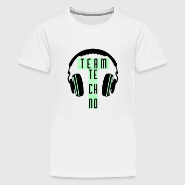 TEAM TECHNO - Kids' Premium T-Shirt