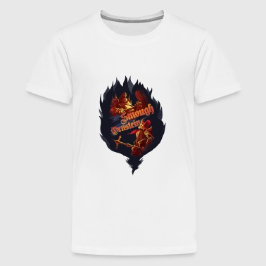 dark souls - Kids' Premium T-Shirt