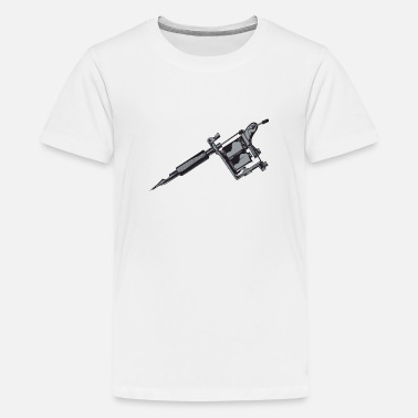 Tattoo Gun Tattoo Machine - Kids' Premium T-Shirt